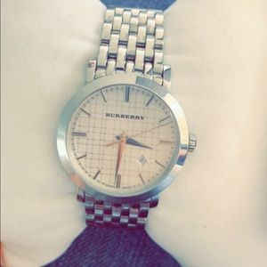Beautiful Burberry watch